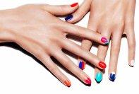 Formas inusuales de usar esmalte de uñas