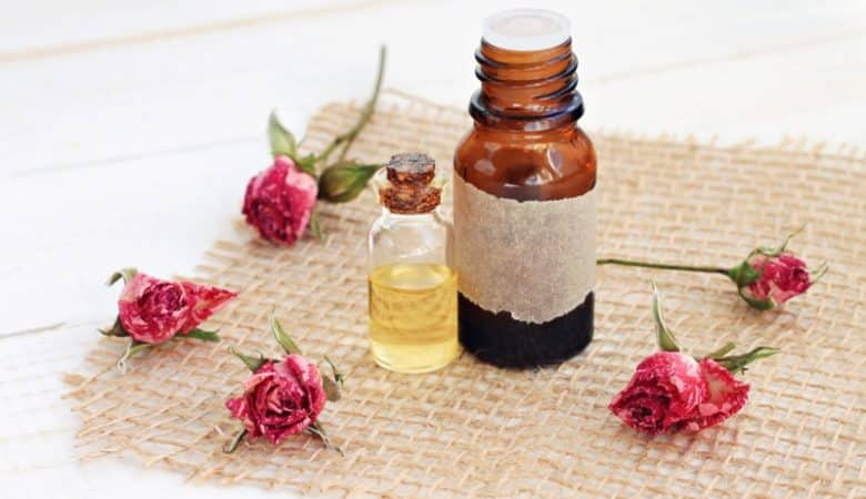 Aceites esenciales para ayudar con el acné