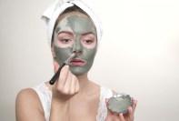 Mascarilla de arcilla para tratar el acné