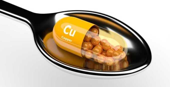 Beneficios del cobre para la salud