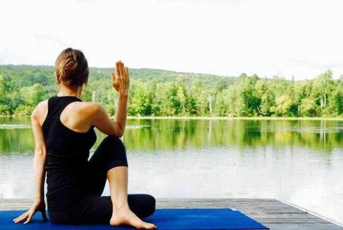 Beneficios de la meditación - relajación