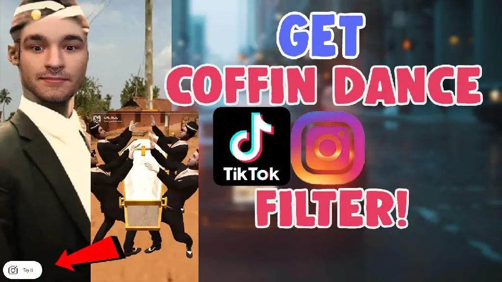coffin dance app filter tiktok and instagram