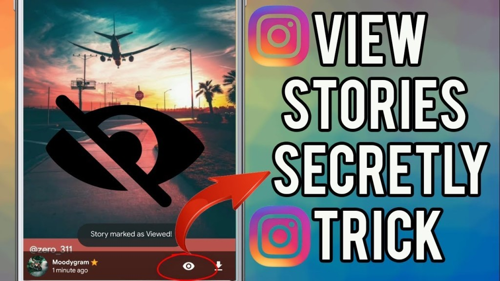 how to view instagram stories anonymously