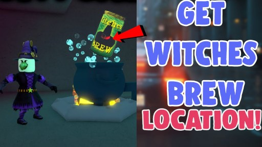 how to get witches brew in wacky wizards