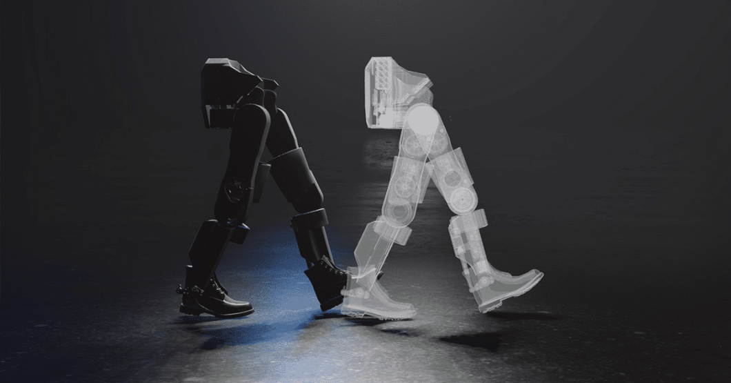 Project MARCH exoskeleton