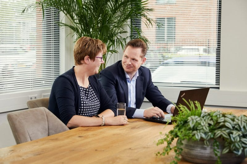 Advies consultancy Salure Conversie AFAS