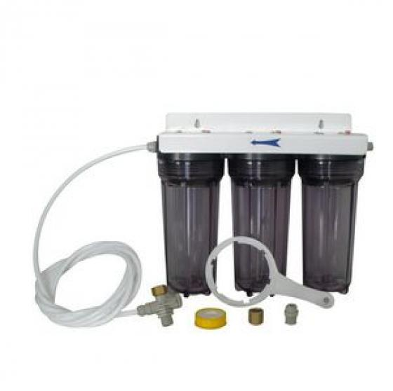 10 inch Prefiltration Kit (three-stage) RW10311KT