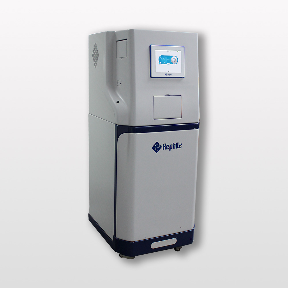 Super-Genie E Water system