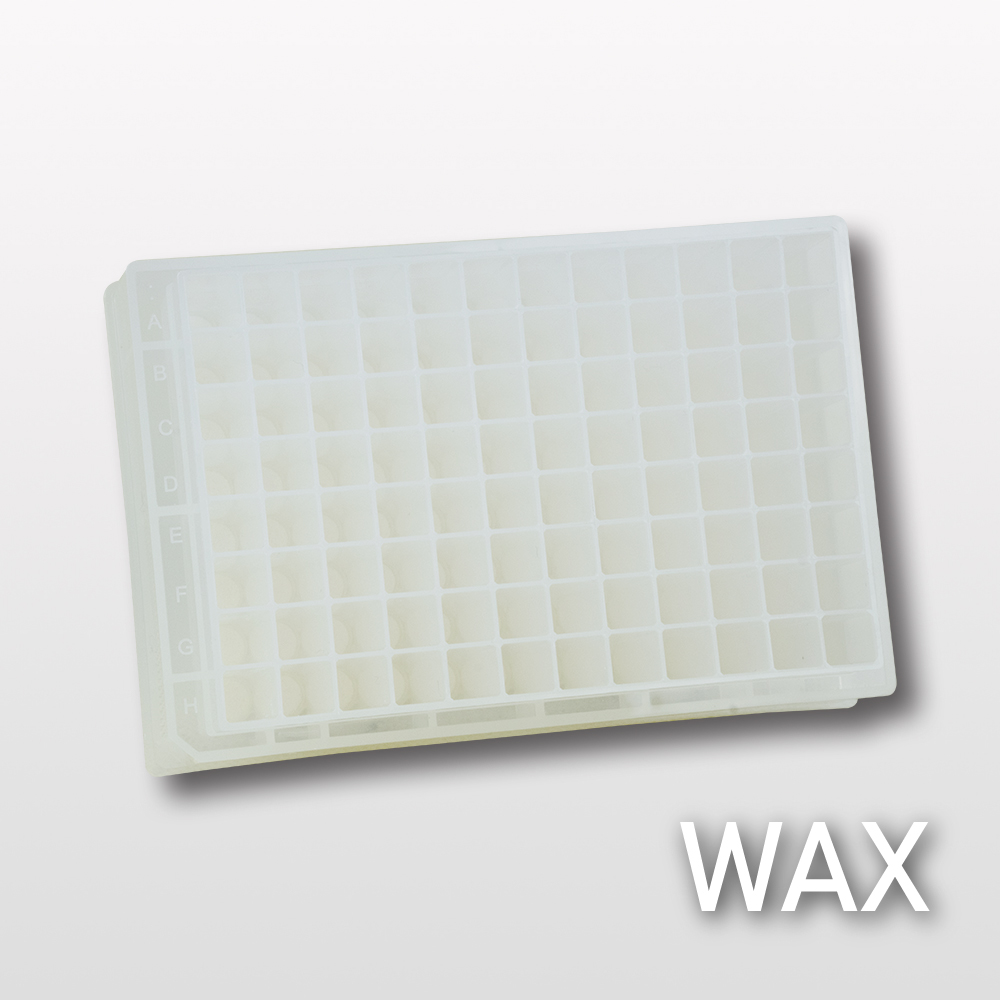WAX 96 well plate SalusPrep