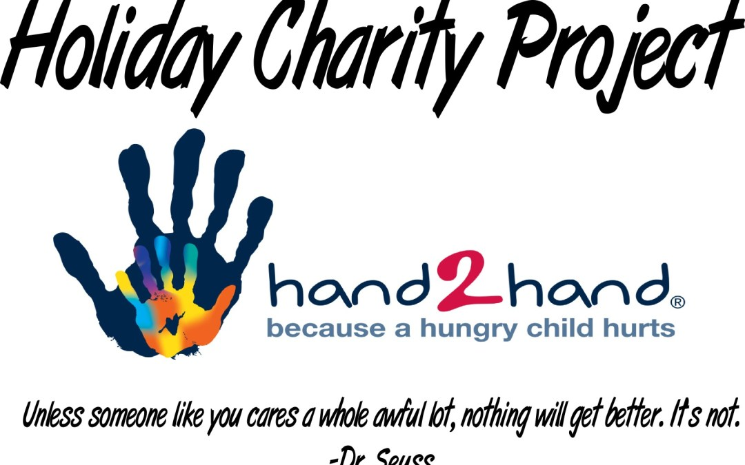 December Charity Project