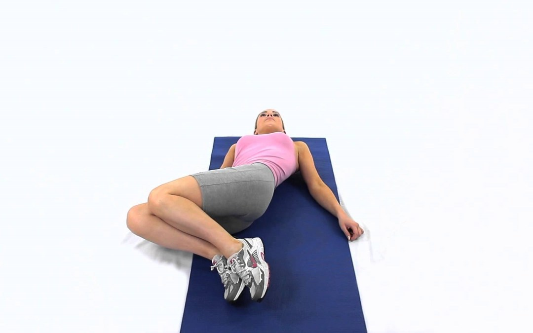 Abdominal Internal Oblique Stretch