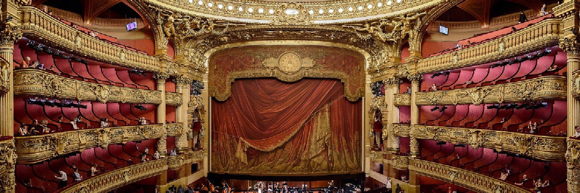 Коронавирус: Парижская опера во время карантина показывает свои спектакли бесплатно