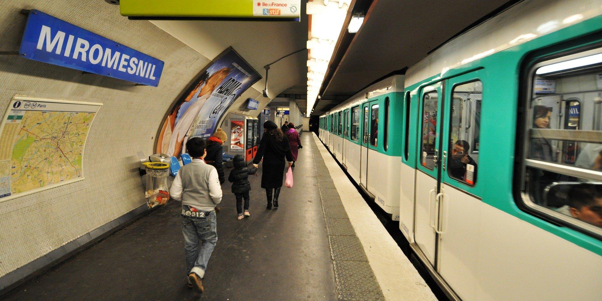 Общественный транспорт Парижа планируют сделать бесплатным.
