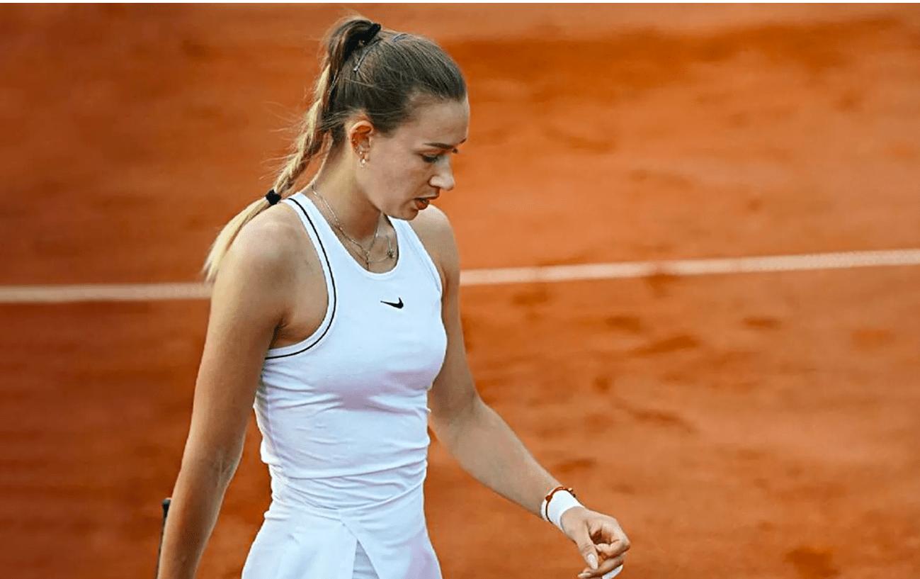 Российскую теннисистку задержали в Париже по подозрению в договорном матче.