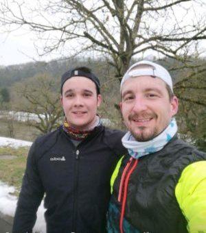 27 km plats 4'50 - 4'30 - 5'15