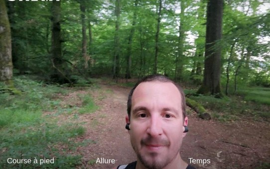 Sortie cool un peu en forêt beaucoup le long de routes nationales. #InstaRun