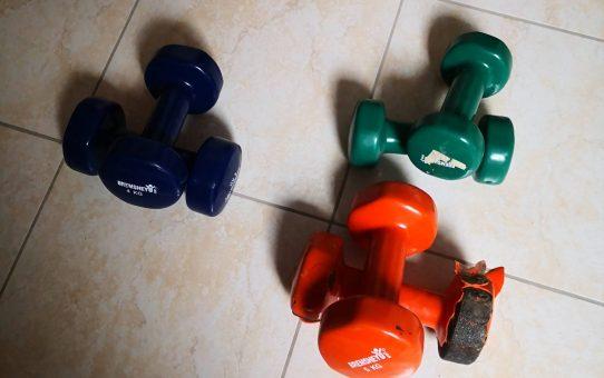 60' Parcours Renforcement musculaire