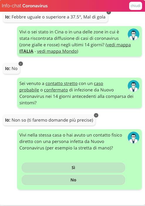 PM chatbot