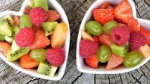 Frutta e salute, foto generica da Pixabay