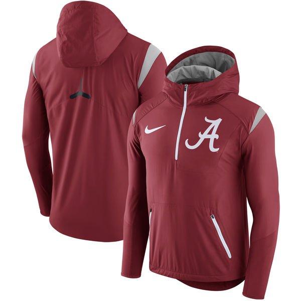 alabama pullover jacket, alabama crimson tide pullovers, 3x 3xl alabama pullover jackets, alabama 4x 5x 6x pullover jackets, 1/4 zip alabama pullover jacket