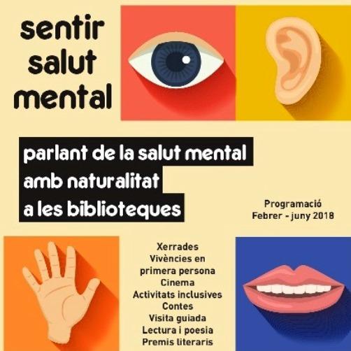 """Segunda parte del programa """"Sentir salud mental. Hablando de la salud mental con naturalidad en las bibliotecas"""""""