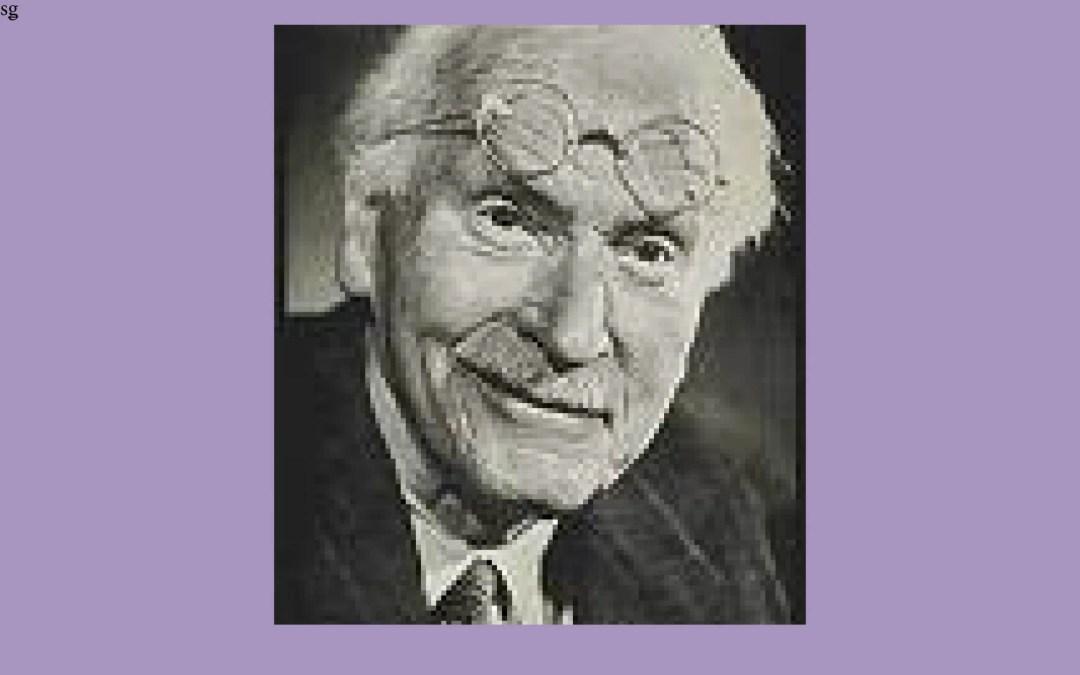 C. G. JUNG : « Pour l'égoïsme primitif, il est clairement établi que ce n'est jamais moi mais toujours autrui qui doit. »