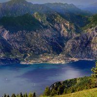 De 4 oevers van het Gardameer