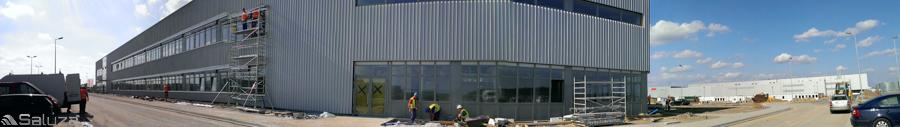 fasada z zaluzjami c80 wroclaw bosch - saluza.eu