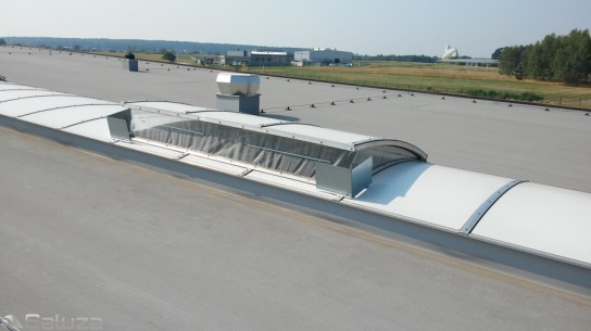 Moskitiery na świetliki dachowe otwieralne