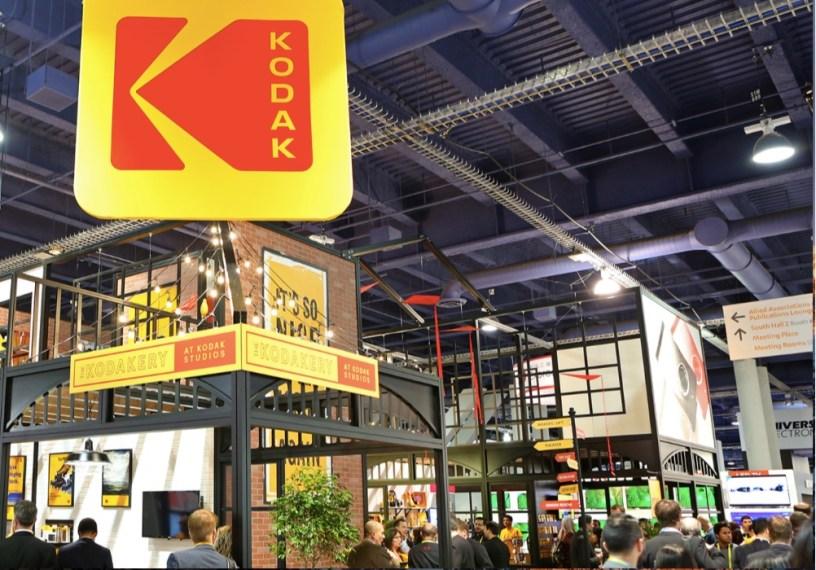 Kodak at CES 2017