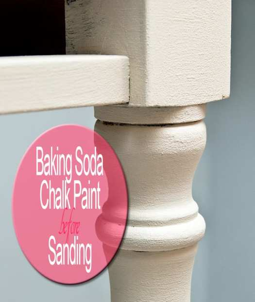 Best Homemade Chalk Paint Recipes Bakingsoda1