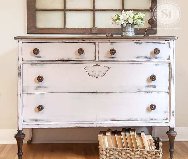 Pink Farmhouse Dresser Si Blog