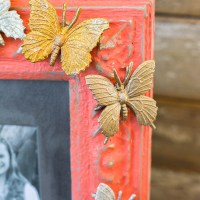 3 Ideas to Update Old Picture Frames