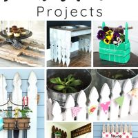 Creative Picket Fence Projects
