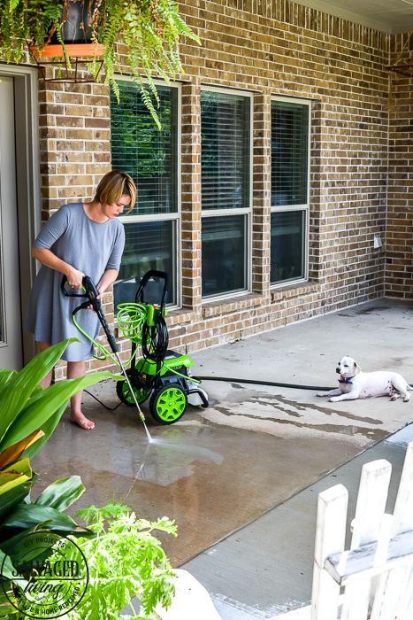 power washing tips salvaged living