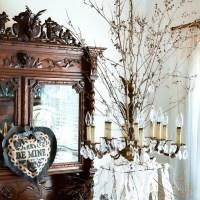 Romantic Valentine's Day Table