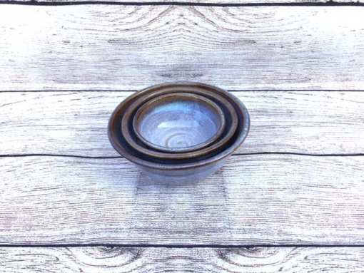 Nest dip bowls ble