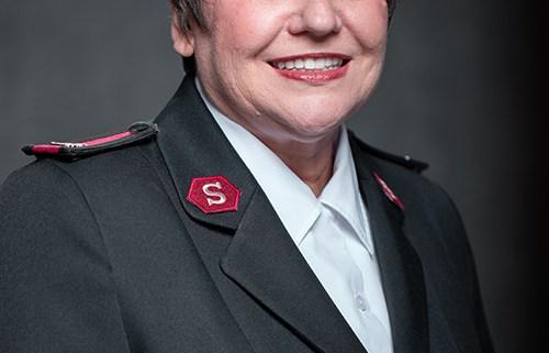 Major Susie Erickson