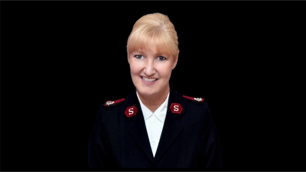 Major Leisa Hall