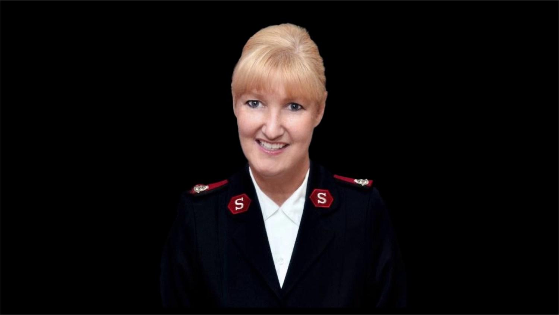 Major Leisa Hall PBC Area Commander