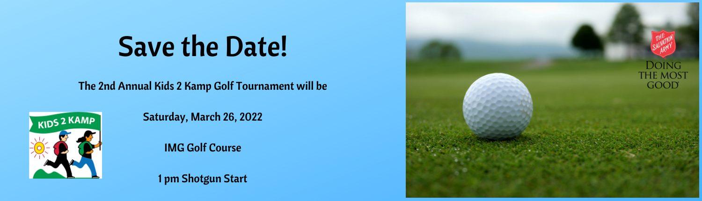 Manatee County Kids 2 Kamp Golf Tournament