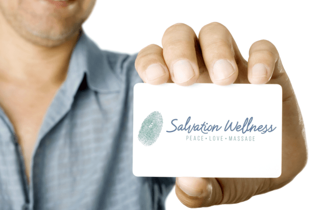 Salvation Wellness gift card