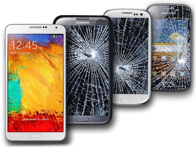 Sostituzione Vetro Smartphone Tablet Consigli e altro