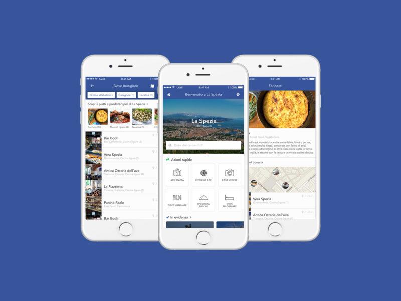 Sviluppo App Ibrida guida turistica
