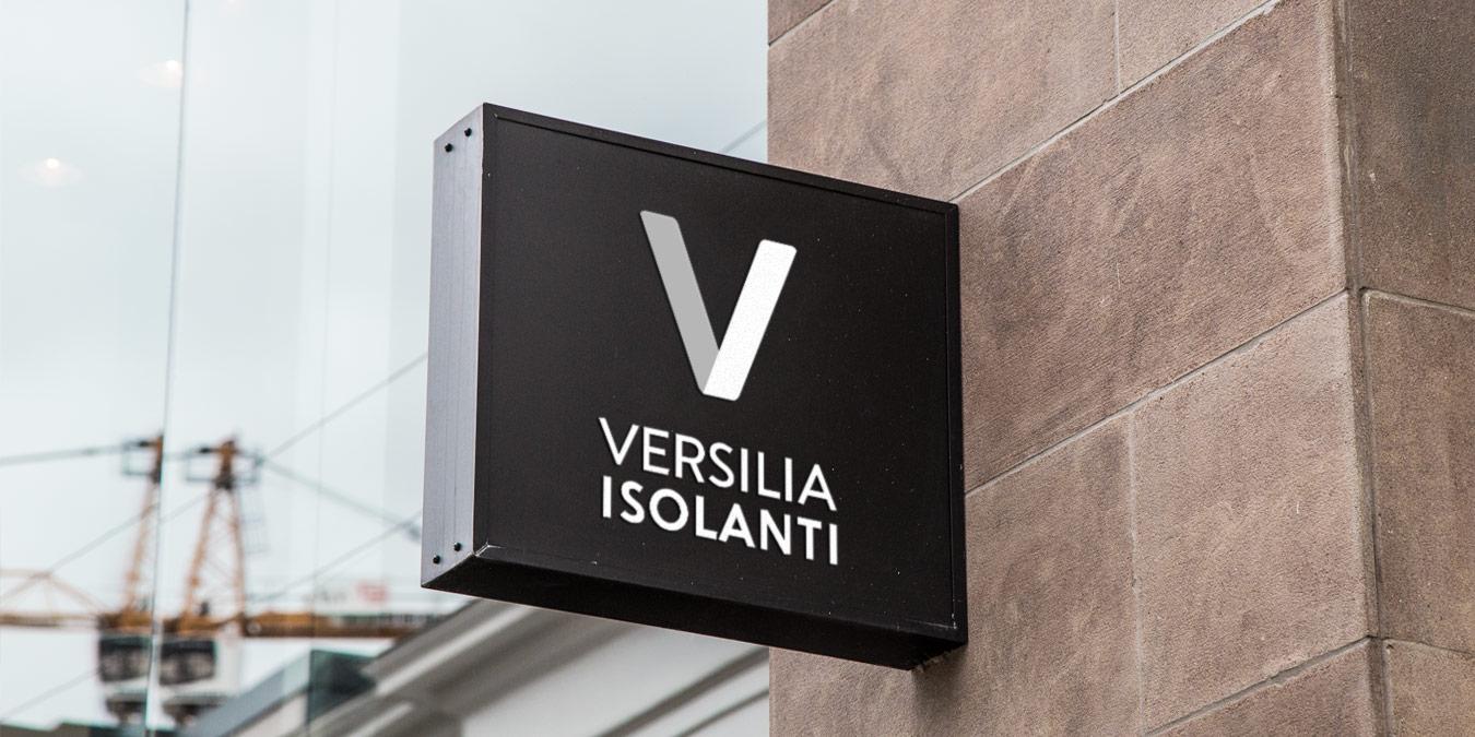 Realizzazione Logo Aziendale Versilia Isolanti
