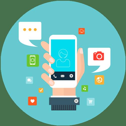 sviluppo app native Android iOS