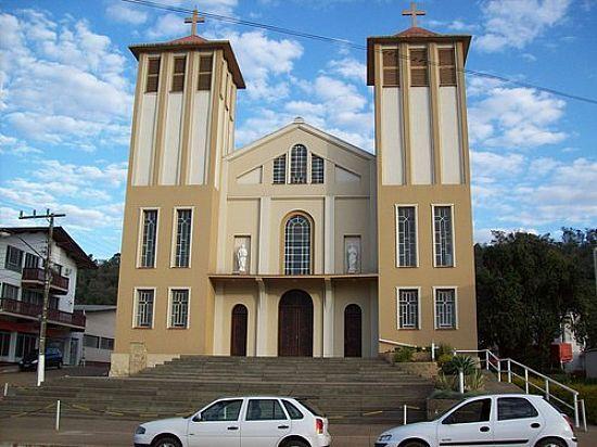 Paróquia Santo Antônio – Tangará – SC