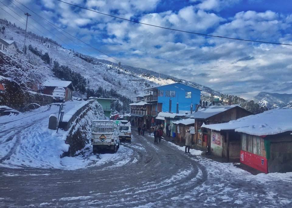 Kedarkantha Trek   Sankri Village Uttarakhand - India