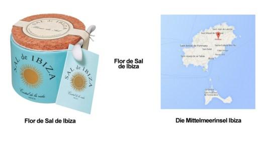 Flor de Sal de Ibiza
