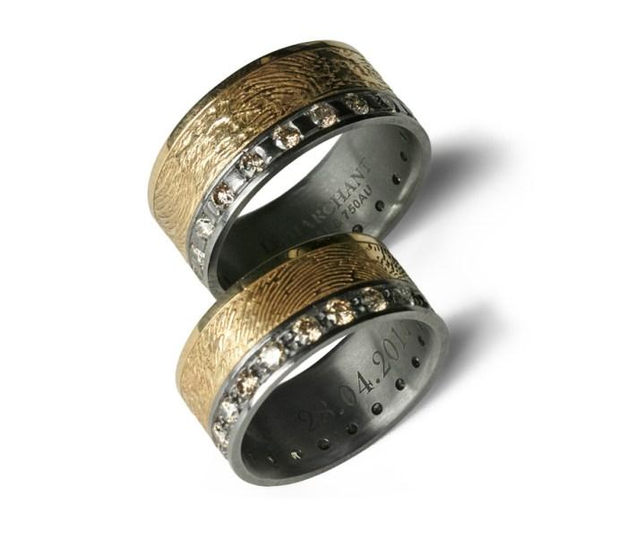 Salzburger Juwelierwaren KREMO kreativ modern Juwelier Salzburg Tantal Ringe Tantalum Trauringe sind einfach etwas Besonderes… 03